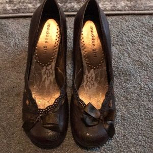 Madden girl shoes size 7